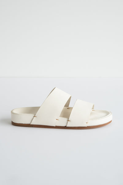 FEIT Sandal in White | Oroboro Store | New York, NY