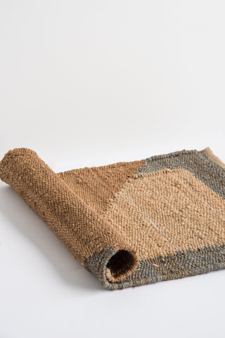 Tantuvi Hemp Rugs in Brown & Gray | Oroboro Store | New York, NY