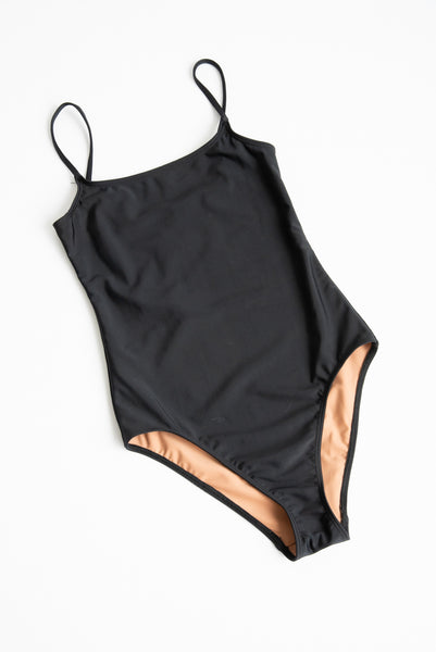 Nu Swim Lora One Piece in Black | Oroboro Store | New York, NY