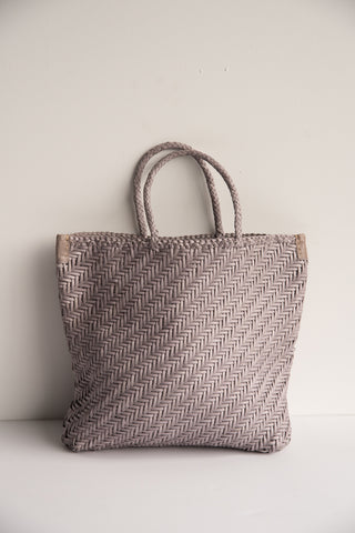 Dragon Diffusion Handwoven Buffalo Calf Bag in Rope | Oroboro Store | New York, NY