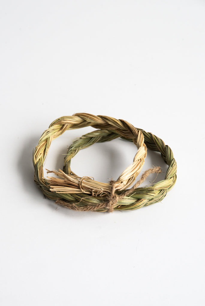 Sweetgrass Incense Braid | Oroboro Store | New York, NY