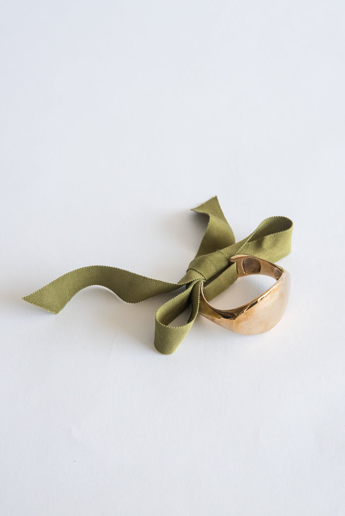 Ursa Major Ribbon Cuff in Bronze | Oroboro Store | New York, NY