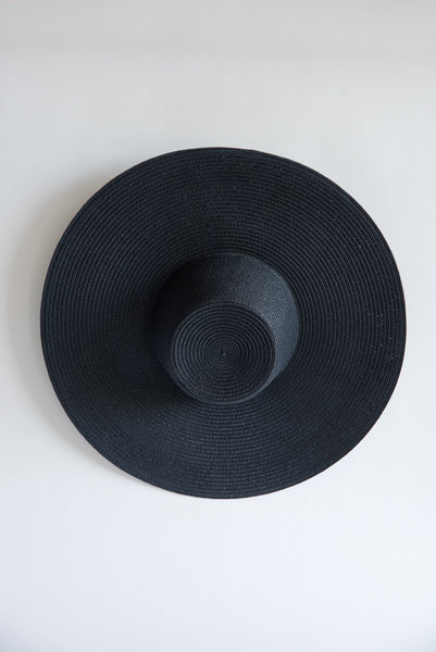 Samuji Hi Hat in Navy Blue | Oroboro Store | New York, NY