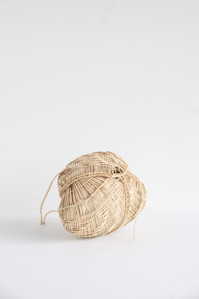 Incausa Carrying Baskets by Xavante People - Natural | Oroboro Store | New York, NY