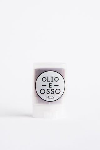 Olio E Osso Balm/Stick in No. 5 Currant | Oroboro Store | New York, NY