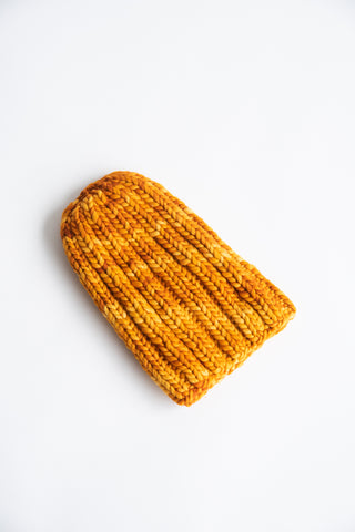 Clyde Fold Hat in Marigold | Oroboro Store | New York, NY