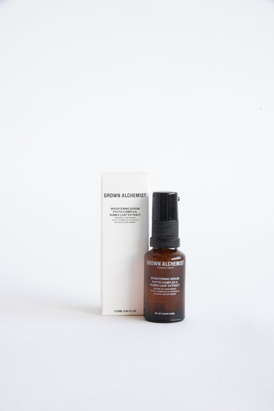 Grown Alchemist Brightening Serum  in Phyto-Complex & Rumex Leaf Extract | Oroboro Store | New York, NY