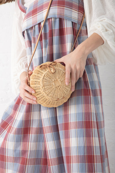 Ulla Johnson Pomme Bag in Natural | Oroboro Store | New York, NY