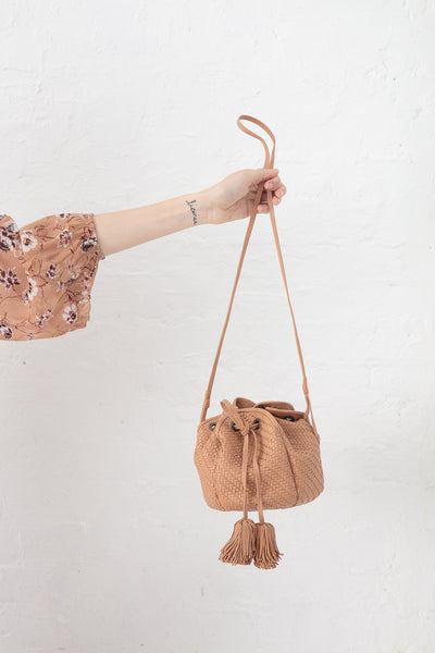 Ulla Johnson Tulip Bag in Natural | Oroboro Store | New York, NY