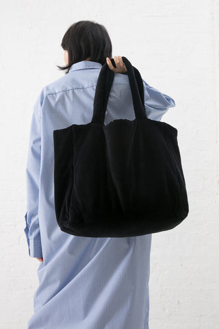 Baserange Rillos Bag in Black | Oroboro Store | New York, NY