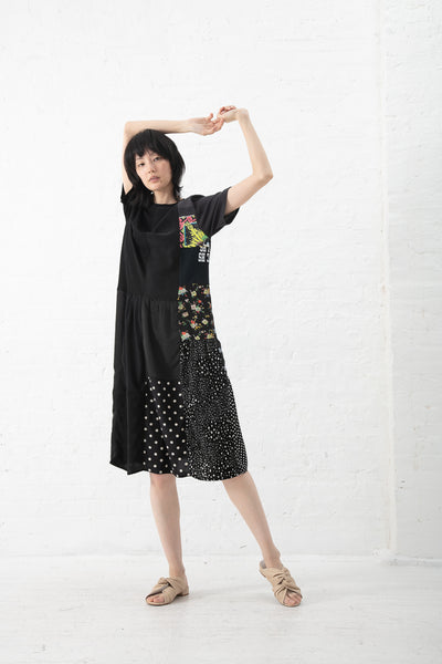 Correll Correll Omo Dress - One-of-a Kind in Black | Oroboro Store | New York, NY