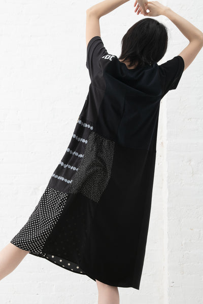 Omo Dress - One-of-a Kind in Black