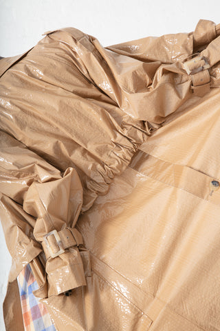 Rejina Pyo Wren Trench in Taupe | Oroboro Store | New York, NY