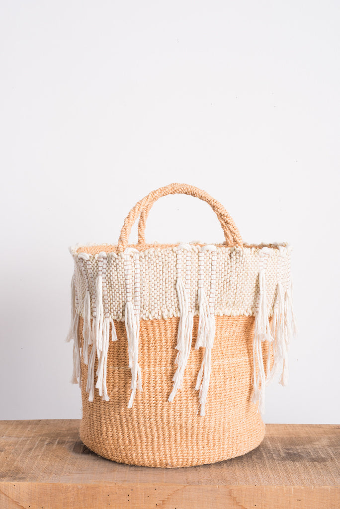 All Roads Basket Totes | Oroboro Store | Brooklyn, New York