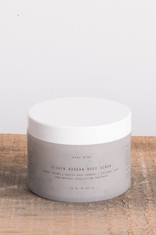 Binu Binu Seshin Korean Body Scrub | Oroboro Store | Brooklyn, New York