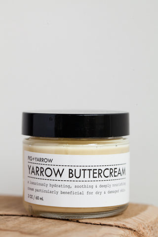 Yarrow Buttercream