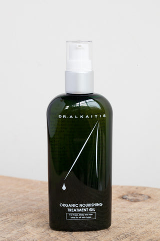 Organic Nourishing Treatment Oil