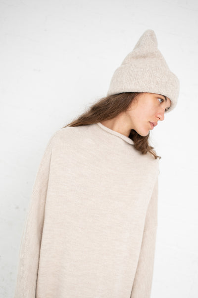 Lauren Manoogian Carpenter Hat in Hessian | Oroboro Store | New York, NY