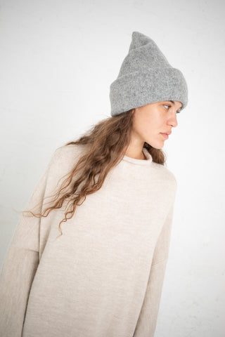 Lauren Manoogian Carpenter Hat in Felt | Oroboro Store | New York, NY