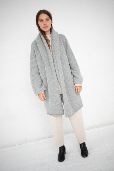 Lauren Manoogian Capote Coat in Felt | Oroboro Store | New York, NY