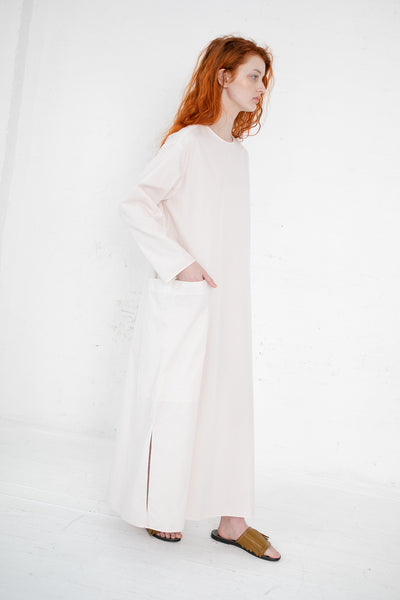 AVN Dress in 02 Cream | Oroboro Store | New York, NY