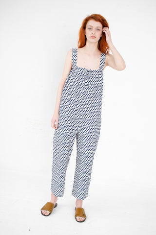 AVN Jumpsuit in 18 Polka Dot | Oroboro Store | New York, NY
