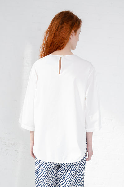AVN Top in 01 White | Oroboro Store | New York, NY