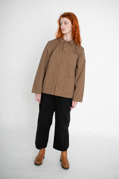 As Ever Louise Bourgeois Jacket in Coyote | Oroboro Store | New York, NY