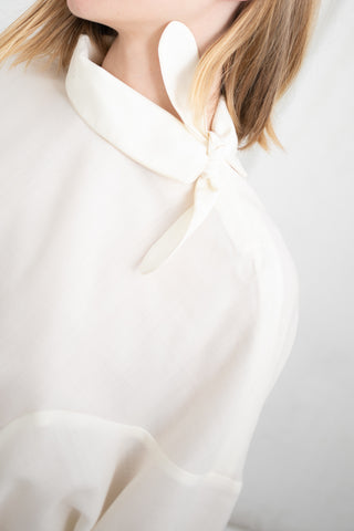 Cacahuati Blouse in Ivory