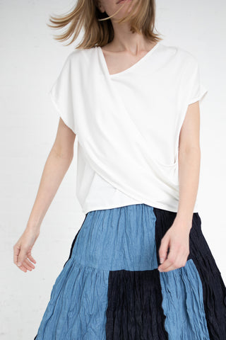 Eatable of Many Orders Loom Top in White | Oroboro Store | New York, NY
