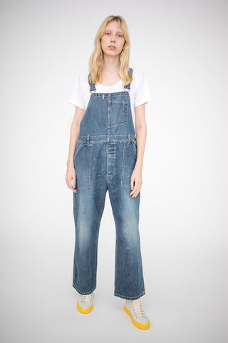 Chimala Overall in Vintage Wash | Oroboro Store | New York, NY