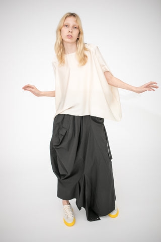 Bernhard Willhelm Skirt in Black | Oroboro Store | New York, NY