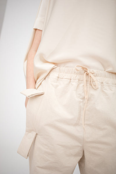 Bernhard Willhelm Pants in Beige | Oroboro Store | New York, NY