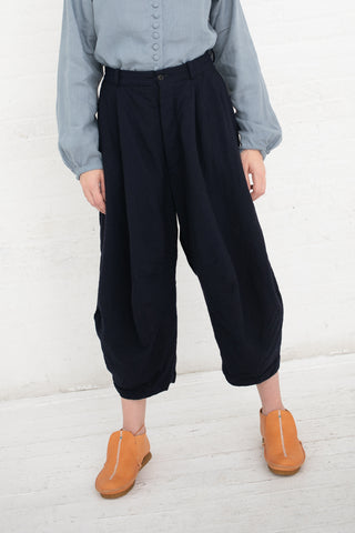 Culotte Blomme in Navy | Oroboro Store | New York, NY