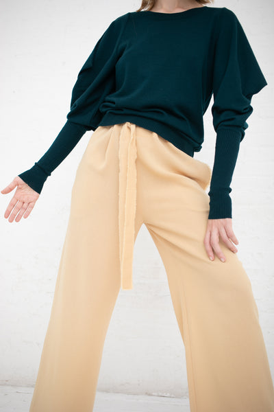 Veronique Leroy Pant in Sand  | Oroboro Store | New York, NY