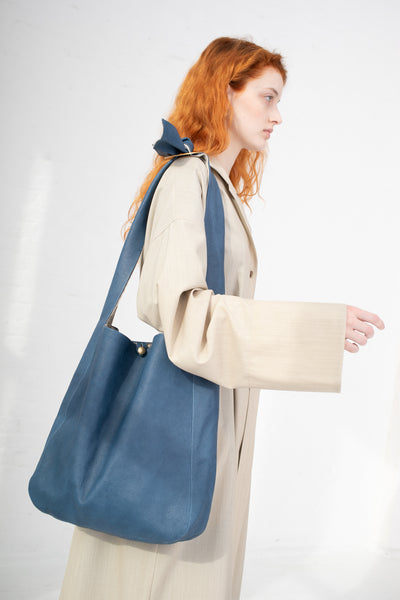 Eatable of Many Orders People Bag  in Blue | Oroboro Store | New York, NY