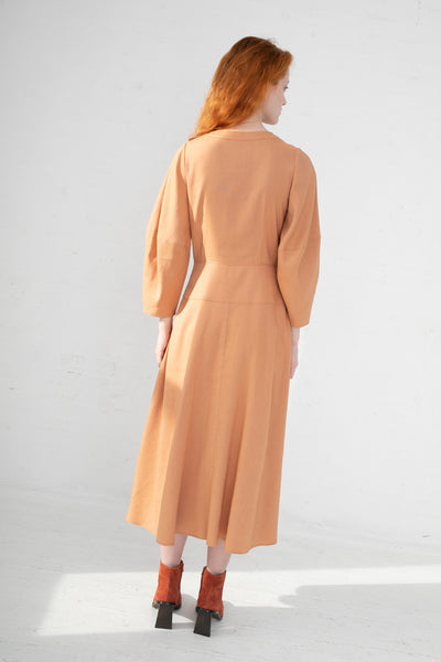 Rejina Pyo Michaela Dress in Sienna | Oroboro Store | New York, NY
