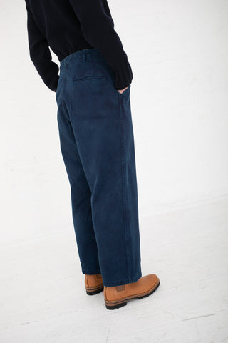As Ever 40s Chino in Indigo | Oroboro Store | New York, NY