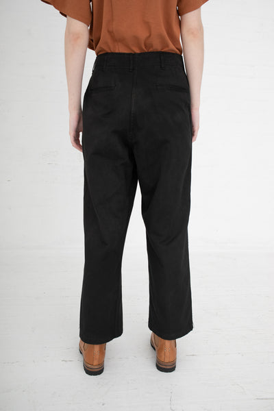 As Ever 40s Chino in Black | Oroboro Store | New York, NY