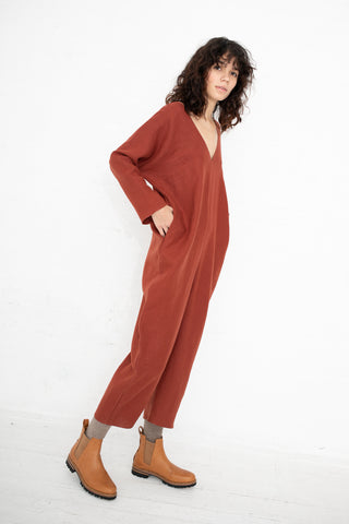 Rachel Craven Layering Pant in Rust | Oroboro Store | New York, NY