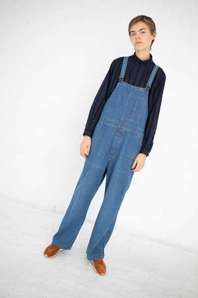 Chimala Denim Overall in Vintage Wash | Oroboro Store | New York, NY