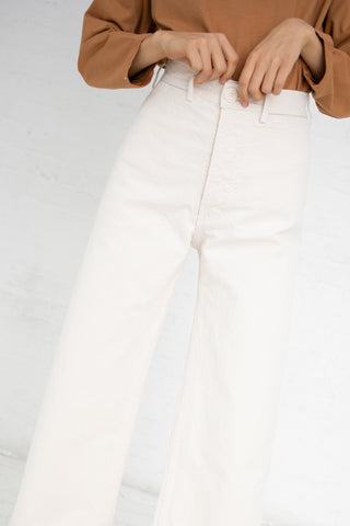 Jesse Kamm Sailor Pant in Natural | Oroboro Store | New York, NY