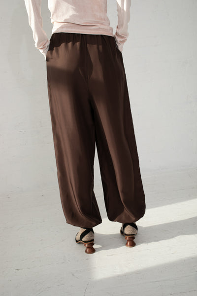 Baserange Amir Pants in Carpet Brown | Oroboro Store | New York, NY