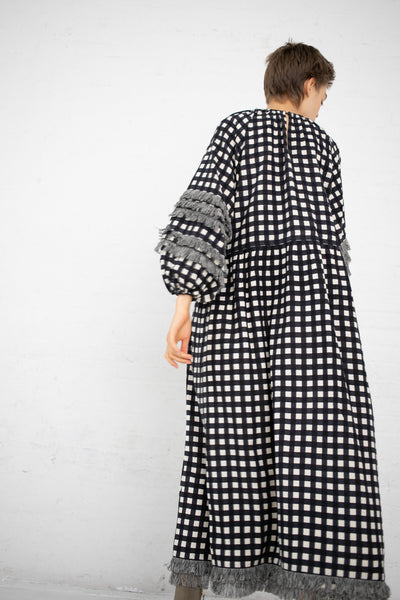 Ulla Johnson Francis Dress in Noir | Oroboro Store | New York, NY