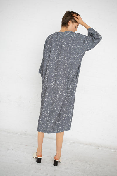 A Detacher Dyta Dress in Gray Haze | Oroboro Store | New York, NY