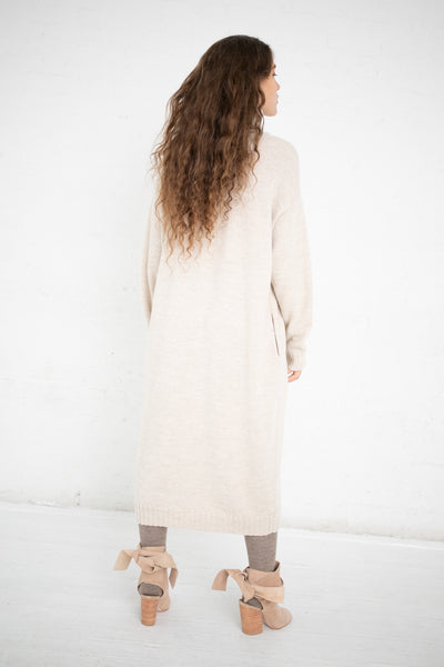Lauren Manoogian Turtleneck Dress in Hessian | Oroboro Store | New York, NY