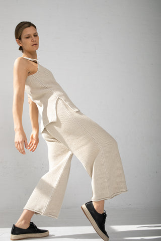 Lauren Manoogian Seed Pant in Natural | Oroboro Store | New York, NY