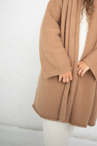 Lauren Manoogian Capote Coat in Dune | Oroboro Store | New York, NY