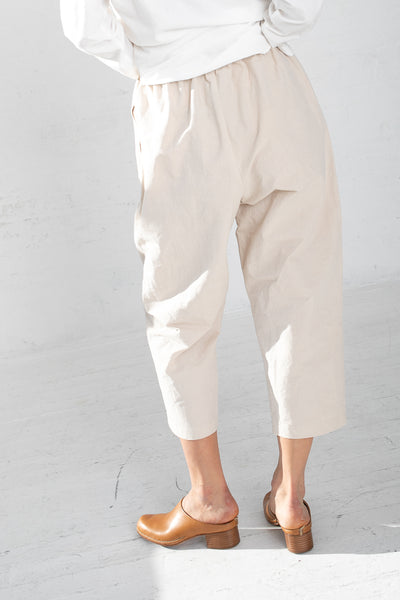 Lauren Manoogian Paper Pantaloon in Papyrus | Oroboro Store | New York, NY