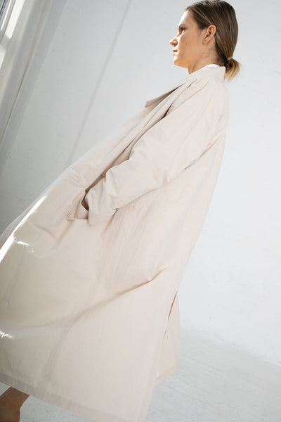 Lauren Manoogian Paper Trench in Papyrus | Oroboro Store | New York, NY